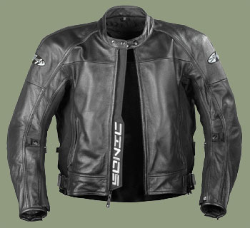 Motorcycle Black Leather Jacket survey – Worn Through