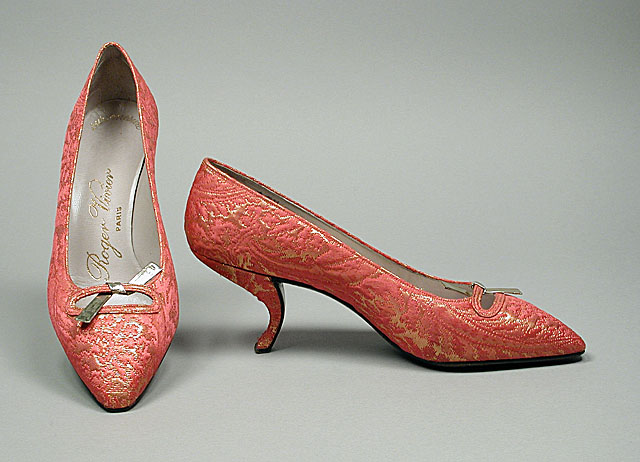 The Comma heel (1957, LACMA)
