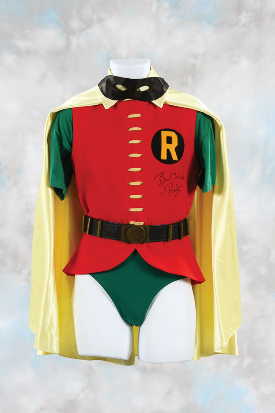 BATMAN MOVIE : Robin ( Burt Ward ) 1966 2154-0002a