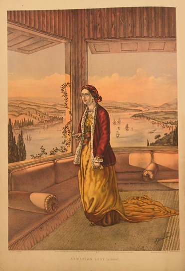 Illustration from Oriental Album, 1862.