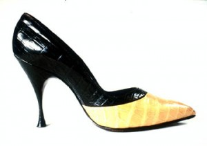 1959, Bata Shoe Museum (Canada)