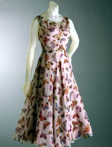 Butterfly dress from Metamorphose collection (Philadelphia Museum of Art)