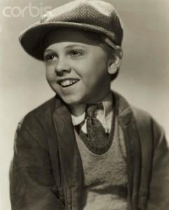 Mickey Rooney 1930