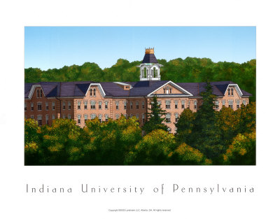 pa995indiana-university-of-pennsylvania-posters