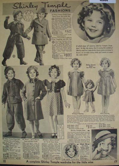 Sears Catalogue Children S Clothing