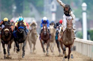 2009-kentucky-derby-finish-line-with-jockey-calvin-borel