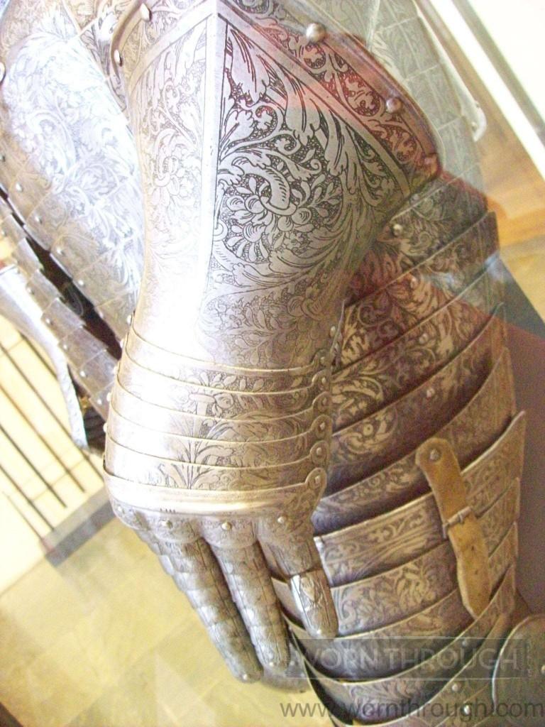 Cuirassier Armor, 1612 (Italy or France)