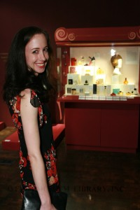Christina Johnson, Associate Curator-Collections Manager, FIDM Museum, Image Courtesy Berliner Studio/ BEImages