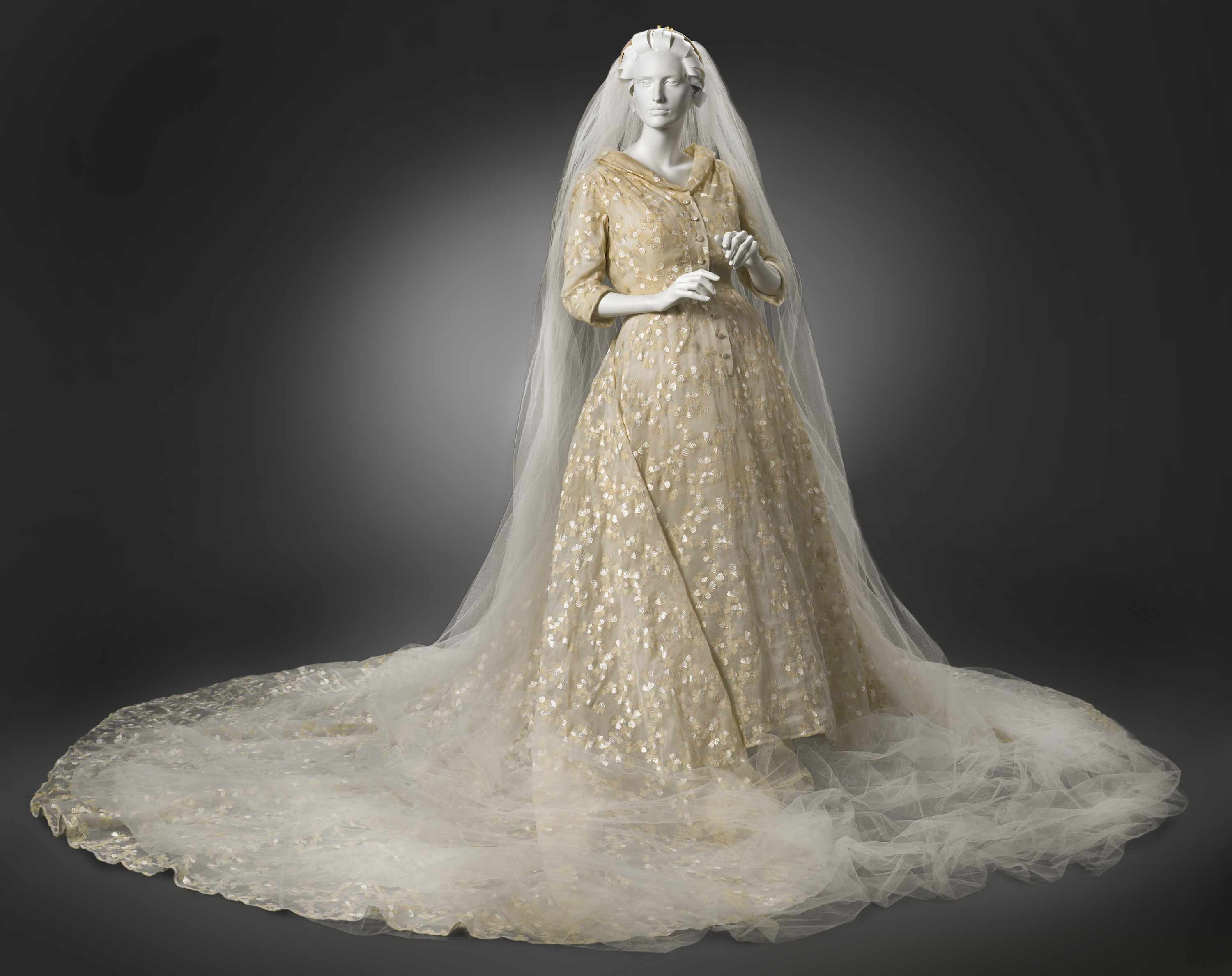 Wedded Perfection Two Centuries Of Wedding Gowns Part Ii