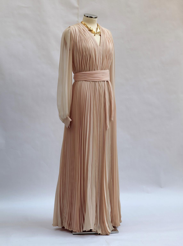 Chiffon Gown