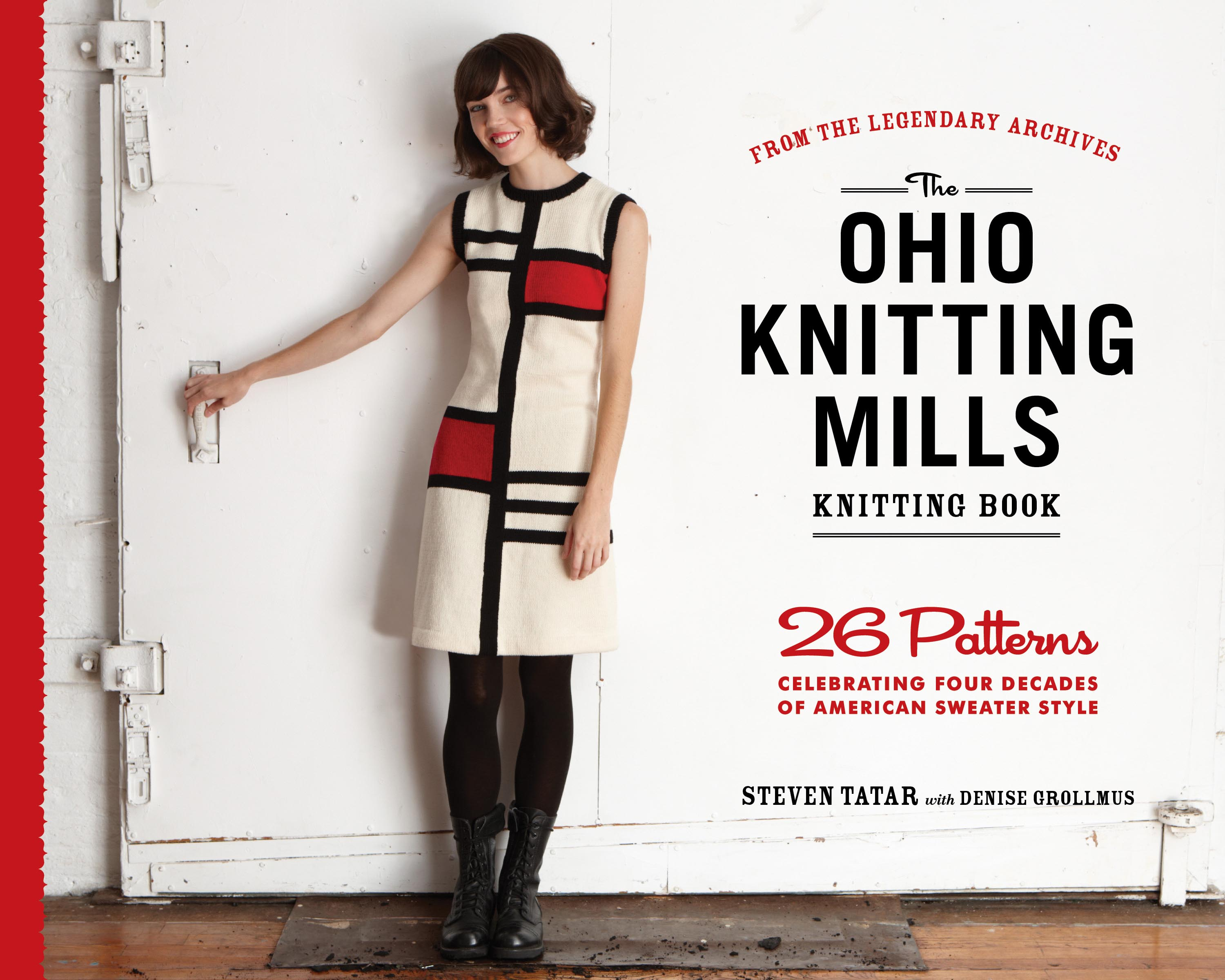The Ohio Knitting Mills Knitting Book_Jacket