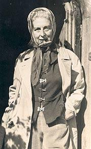 May 1945, JHT