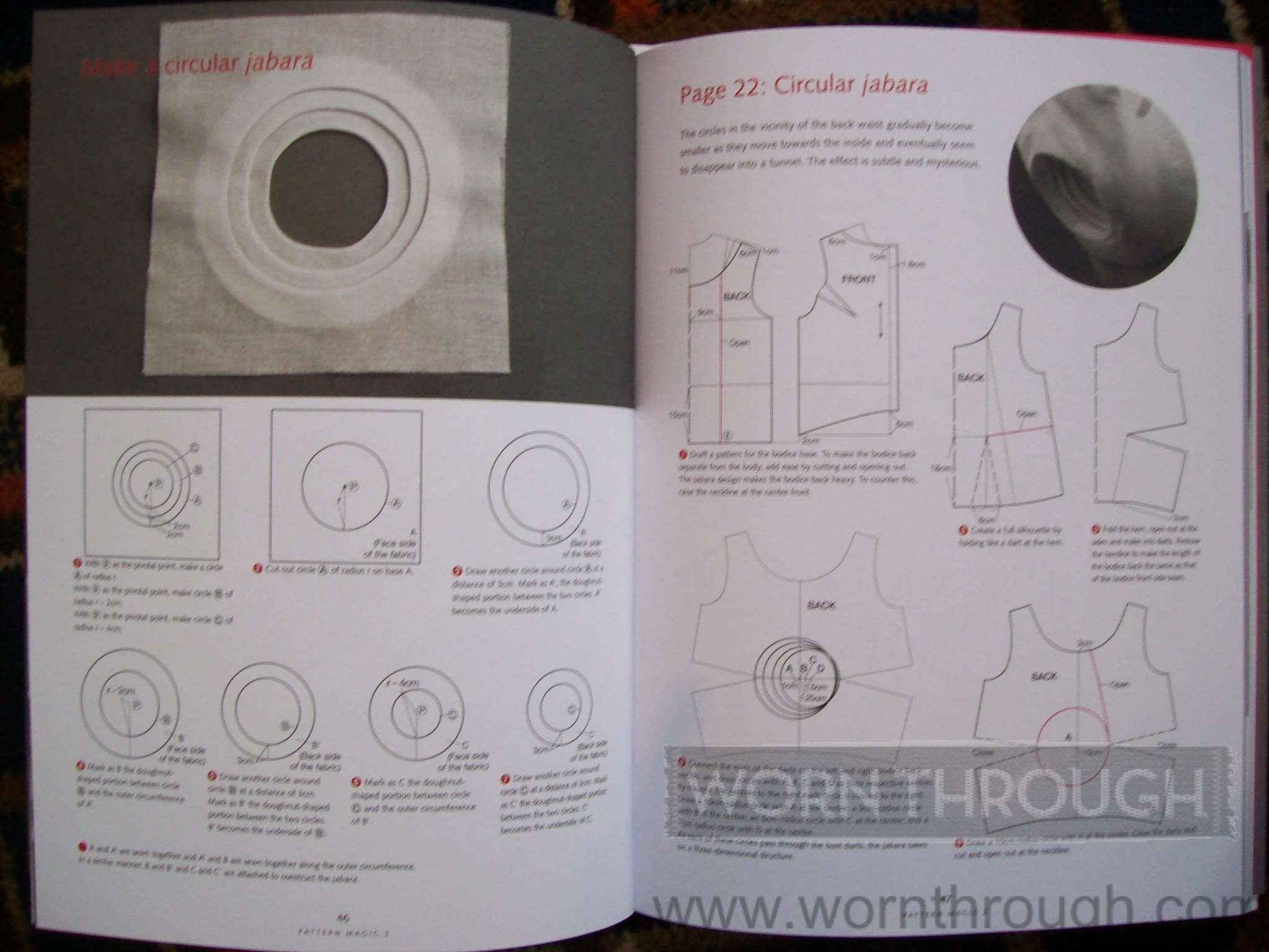 Fashion Design Pattern Paper Fashion Design Pattern Making