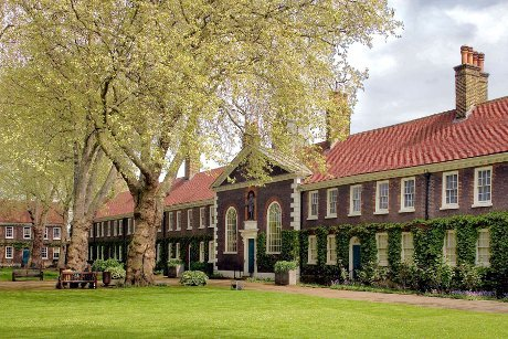 The Geffrye Museum, London