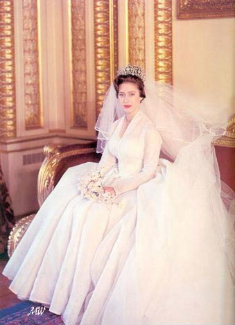 From The Aisle To The Archive British Royal Wedding