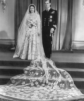 From The Aisle To Archive British Royal Wedding Dresses Worn Through