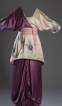 Paul Poiret, 1913, Collection of the Museum at FIT [P81.8.1]