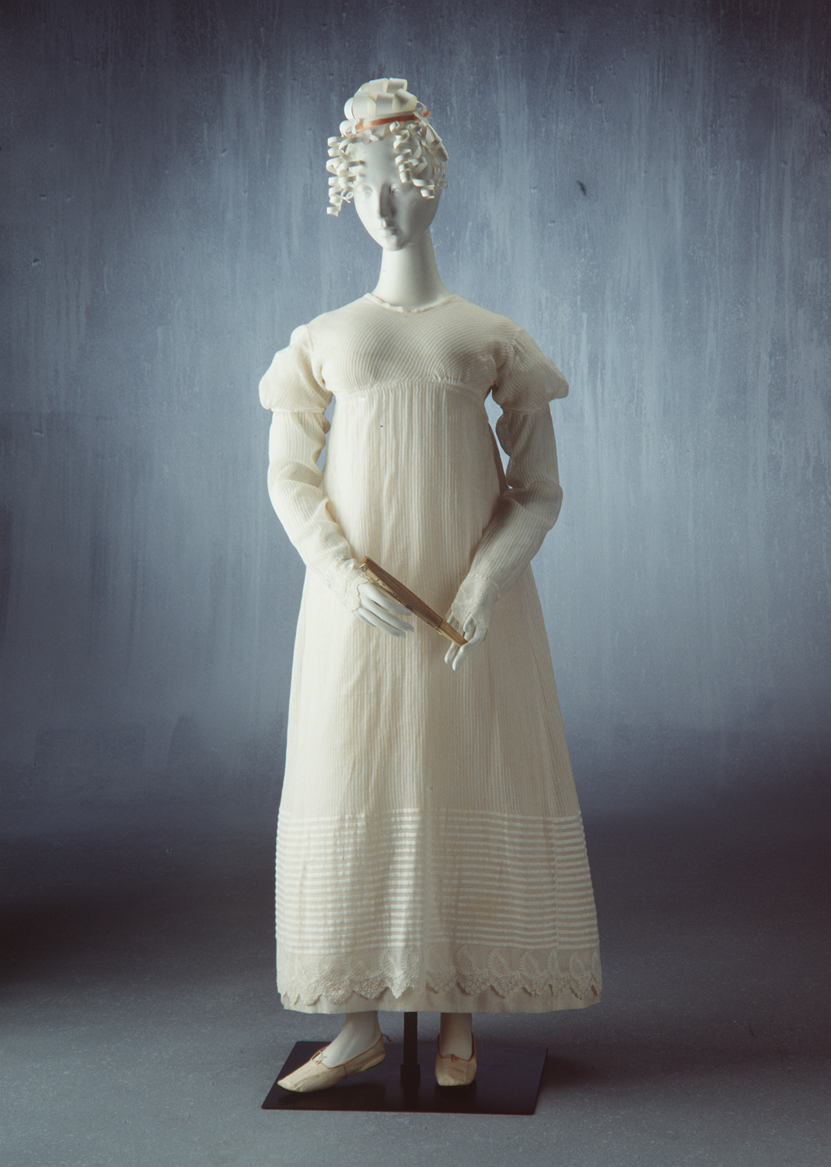 Ball gown thought to have been worn by Ann Marsden Collection: Powerhouse Museum, Sydney. Photo: Penelope Clay