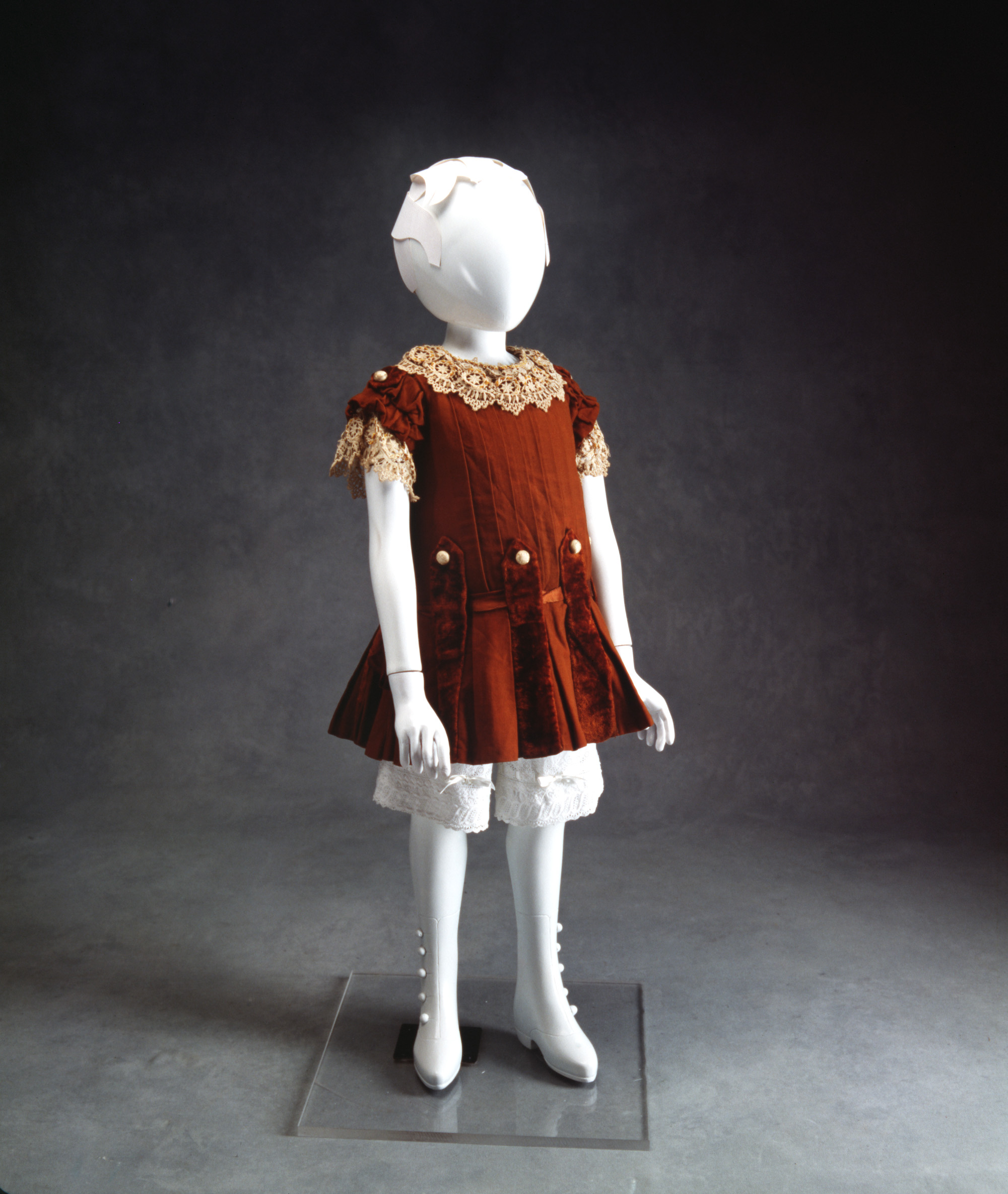 Boys' Clothing in the Early 20th Century