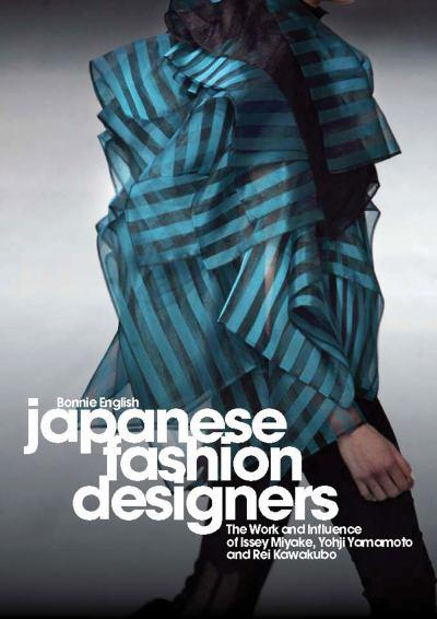 Book review japanese fashion designers worn through Japanese clothing designers