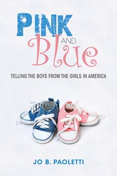 Pink and Blue book cover