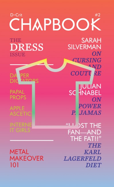 D-Crit Dress Issue cover
