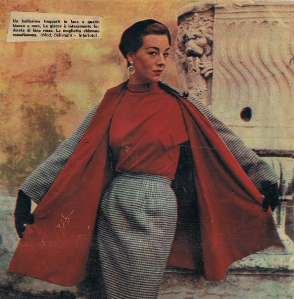 Image from the back cover of Eva magazine 20 November 1952