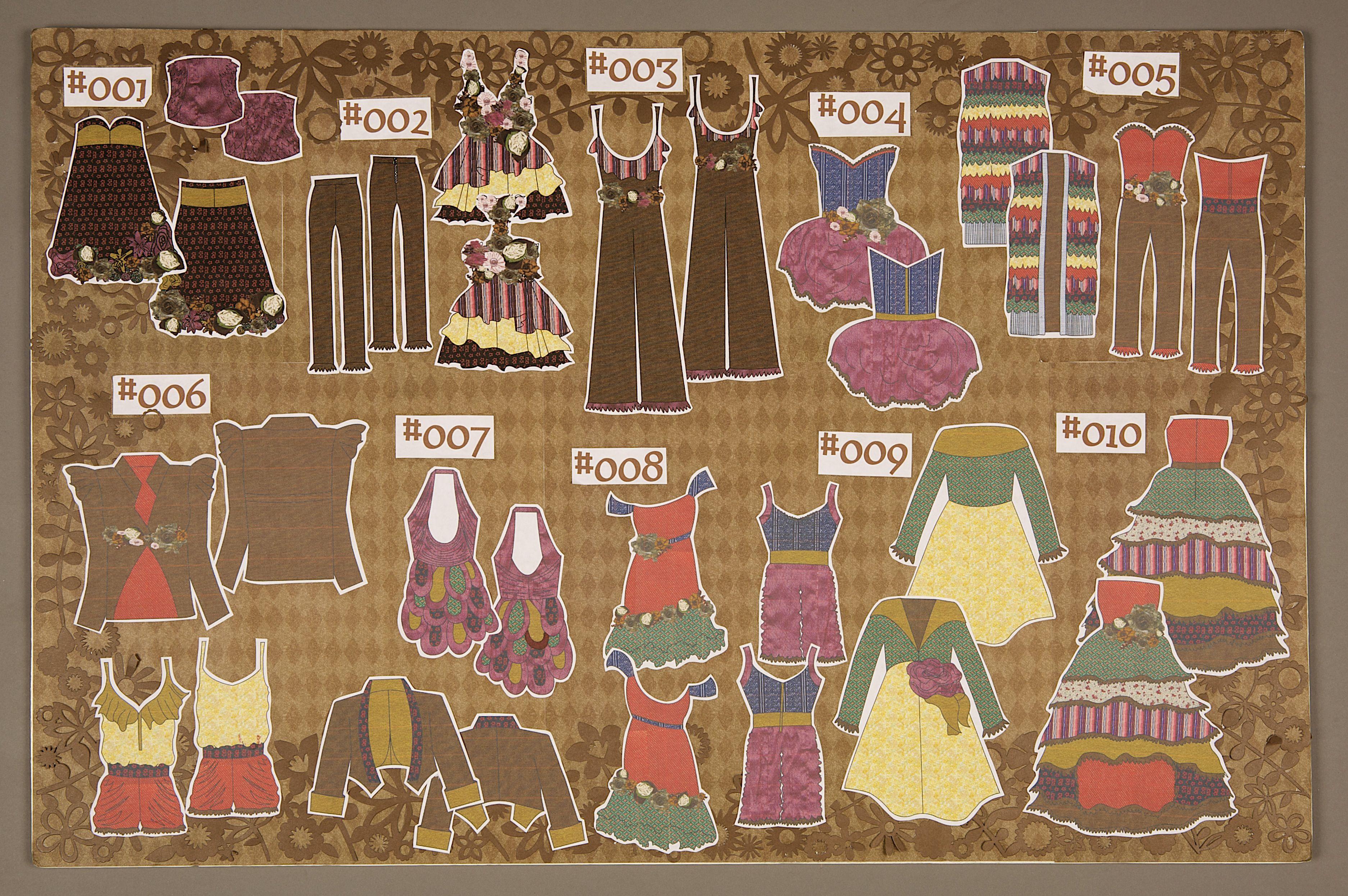 Senior Collection, Ashley Glading, 2010.
