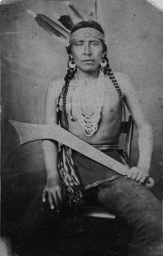 on the origins of american indian sartorial stereotypes