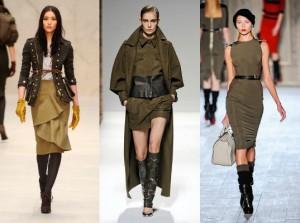 British Khaki Clothing Fashion Designers