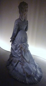 French Dress, 1880 Photo Hayley Dujardin, 2013
