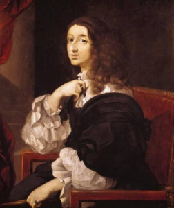 Queen Christina Sébastien Bourdon 1652 Nationalmuseum, Stockholm.