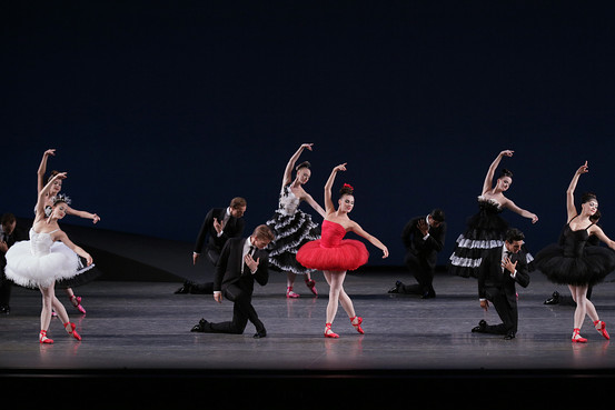 New York City Ballet Fall Gala. Copyright: Paul Kolnik