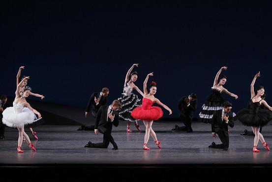 New York City Ballet Fall Gala. Copyright: Paul Kolnik