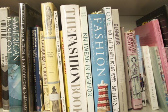 fashion books from stellafluorescent.blogspot.com