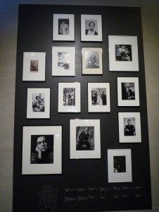 The Exhibition Wall of Fame; Photo: Hayley Dujardin-Edwards, 2013.