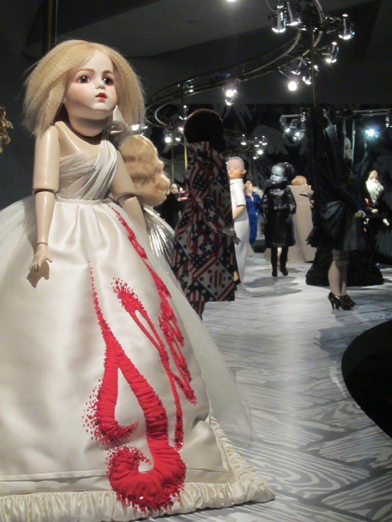 VIKTOR&ROLF Dolls at the ROM Luminato Festival 2013