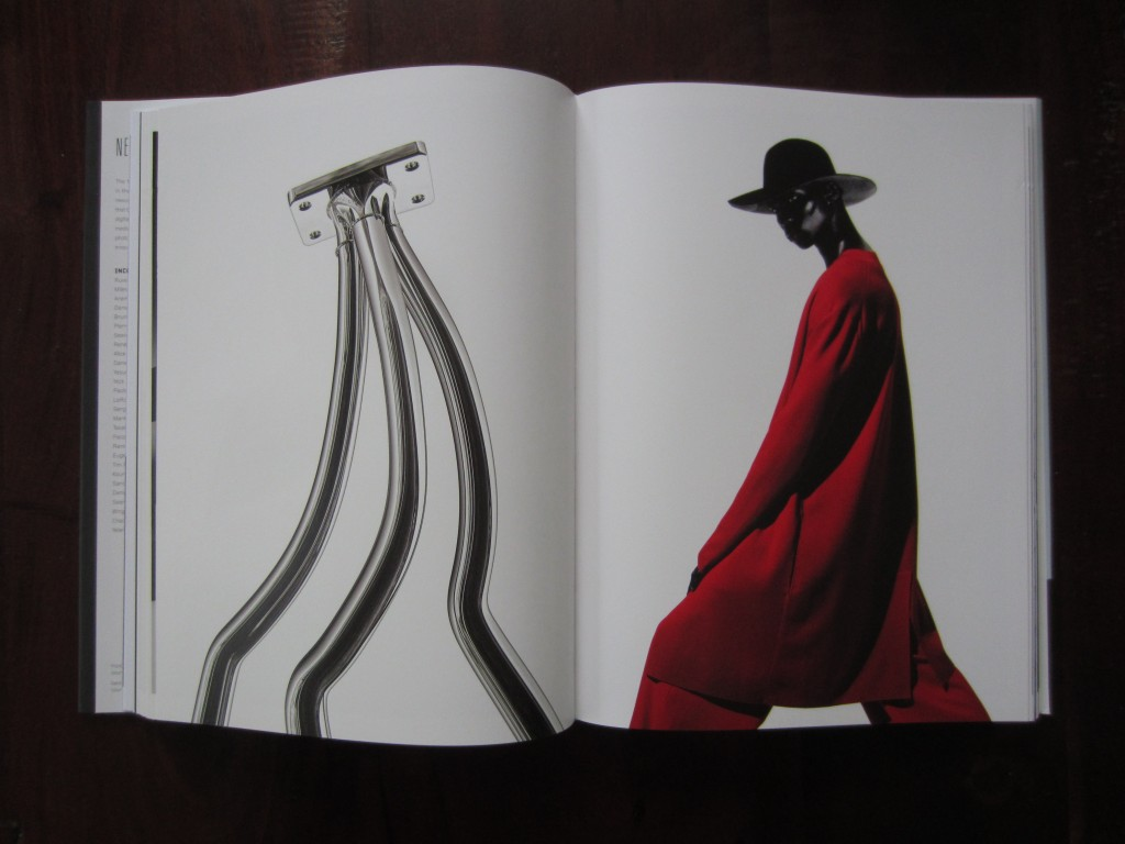 "Photographs from the spread, ""Looking for a Certain Ratio,"" by Daniel Sannwald, originally published in Vogue Homme +, 2011. Reproduced in ""New Fashion Photography,"" edited by Paul Sloman, 2013."
