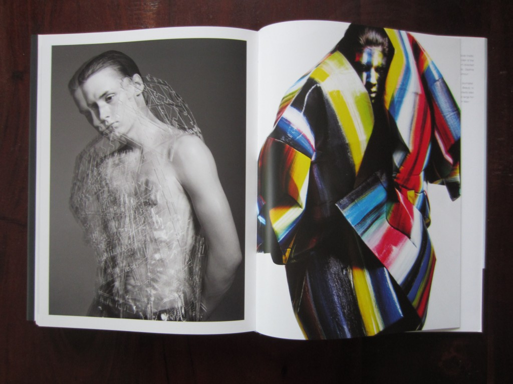 "Photographs from ""Untitled + 0"" by Yasunari Kikuma, 2010. Reproduced in ""New Fashion Photography,"" edited by Paul Sloman, 2013."