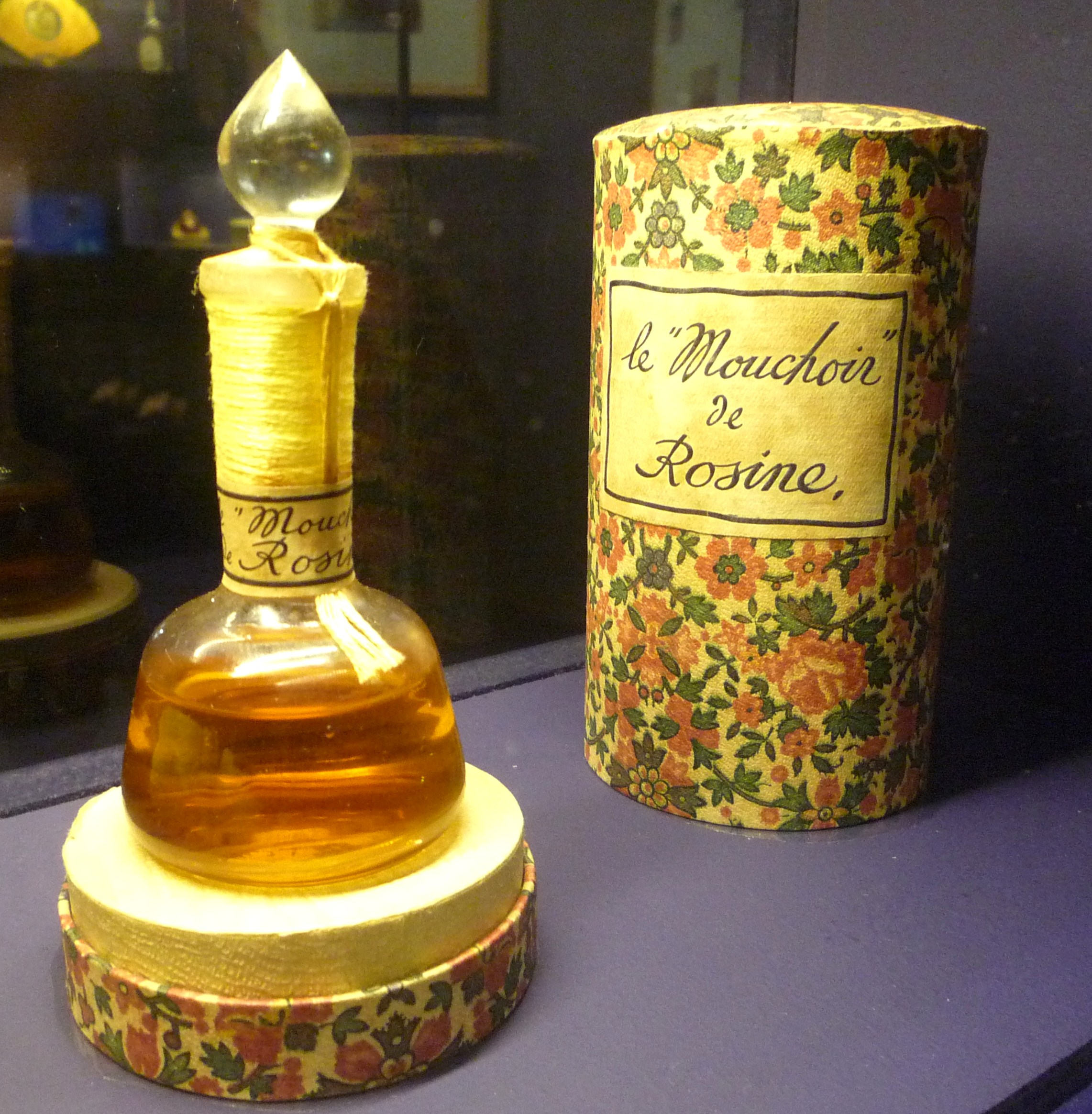 Parisian insights paul poiret couturier perfumer worn for Atelier catherine masson parfum maison