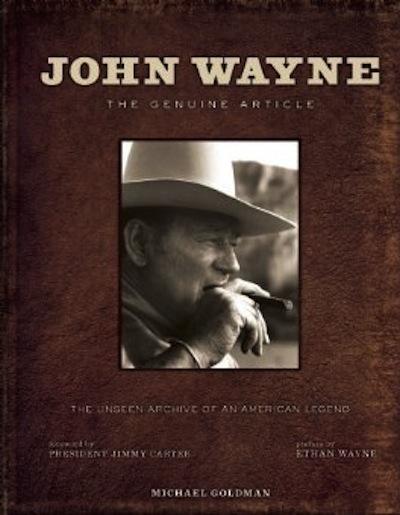 john wayne cover