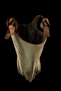 Wired corset, 1770-80. Les Arts Décoratifs. Copyright: Patricia Canino