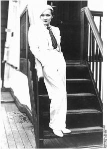 Dietrich - White Suit