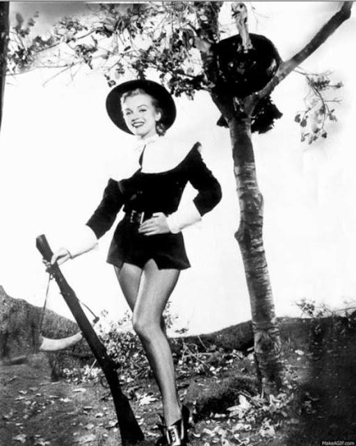 Marilyn Monroe, 1950.
