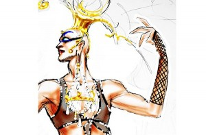 Costume Design. Copyright: Manfred Thierry Mugler