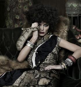Casati - Harpers Bazaar