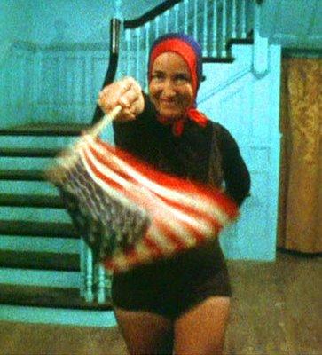 Edie Flag Dance