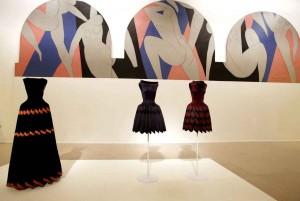 Azzedine Alaia - Henri Matisse Room, Musée d'Art Moderne