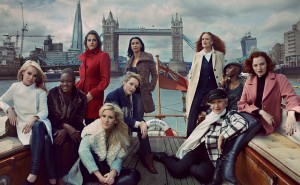 M&S 2013 clothing campaign featuring Helen Mirren (actress), Tracey Emin (artist) and Katie Piper (philanthropist)