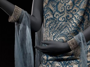 Evening Dress - Unknown, 1920-1925. Photography: Stéphane Piera/Galliera/Roger-Viollet